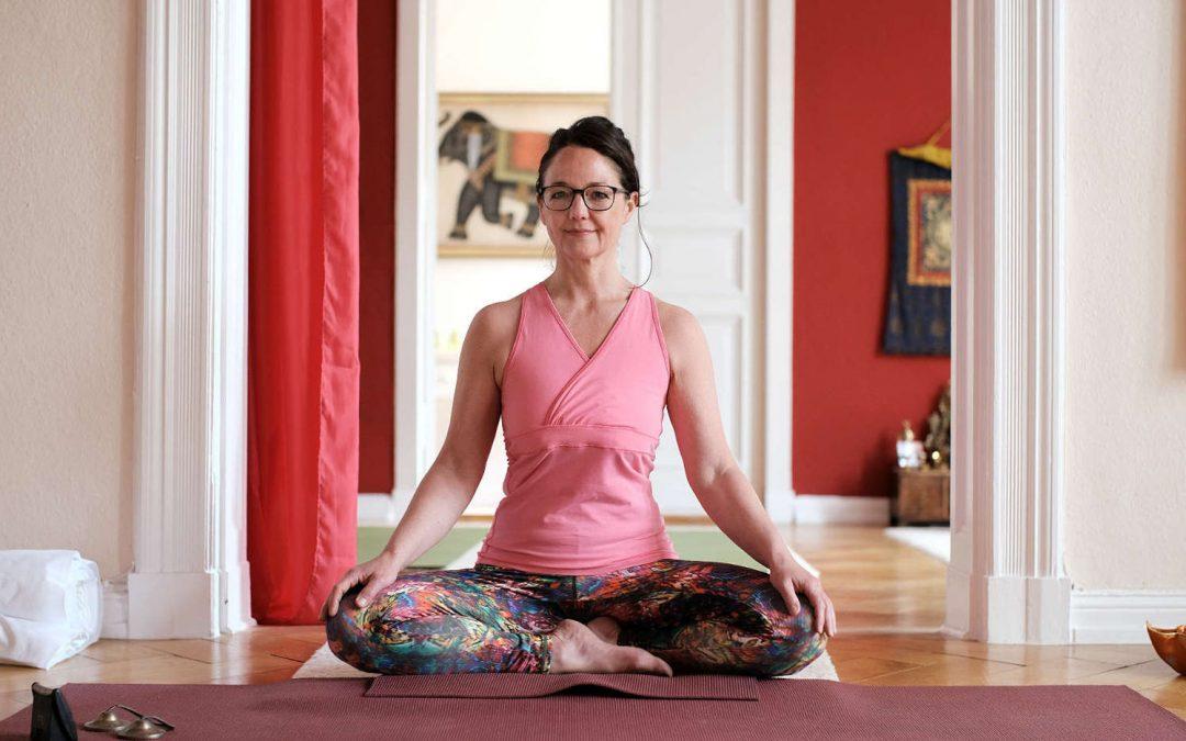 Yoga Vortrag- und Themenabende in Theorie und Praxis